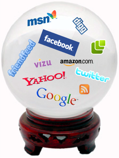 Crystal Ball 2009 Predictions for Internet and Technology