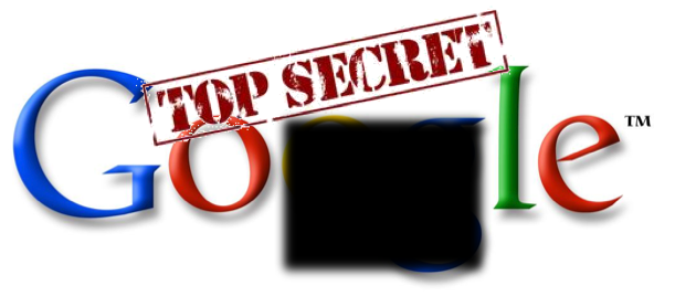 google top secret logo