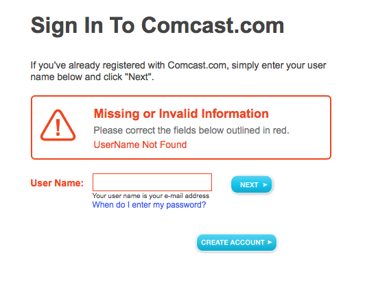comcast fail
