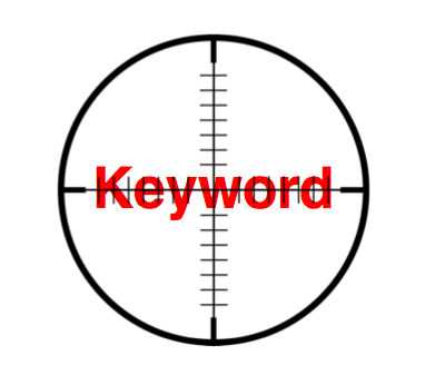 keyword targeting