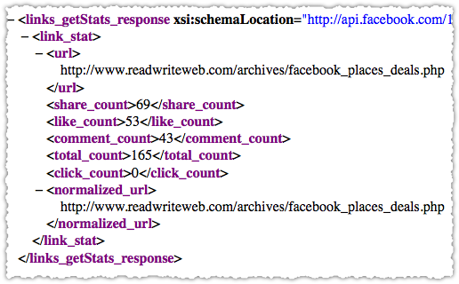 Facebook Like Bookmarklet