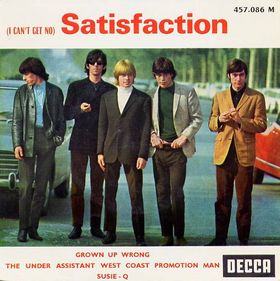 Can't Get No Satisfaction