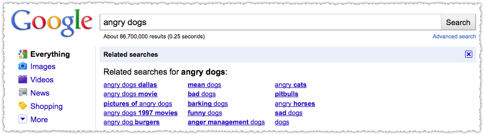 Angry Dogs Related Searches