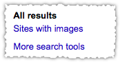More search tools
