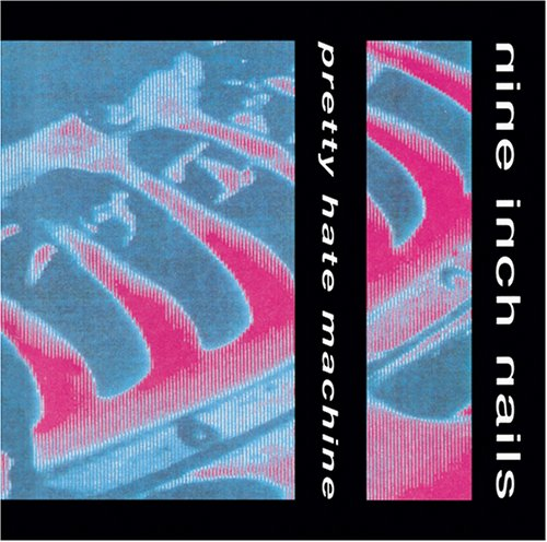 NIN Pretty Hate Machine CD Cover