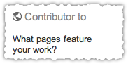 Google Contributor to Links