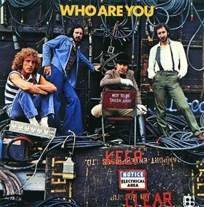 Who Album Cover