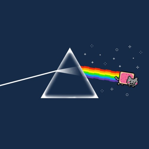 The Dark Side of Nyan Cat