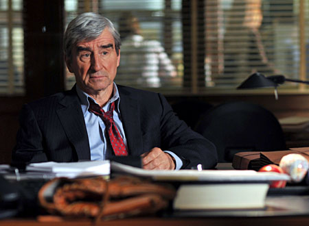 Jack McCoy from Law & Order