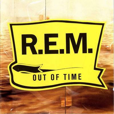 REM Out of Time Cover Art