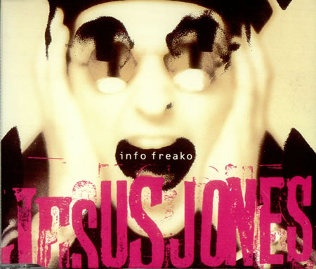 Info Freako by Jesus Jones