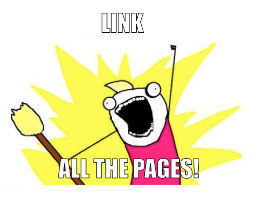 Link All The Pages