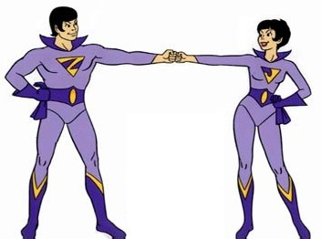 The Wonder Twins: AuthorRank and PageRank