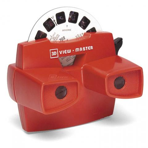 Red View-Master