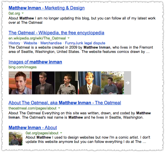 0at People Snippet for Matthew Inman