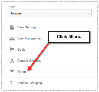 Google Analytics Filters 2014