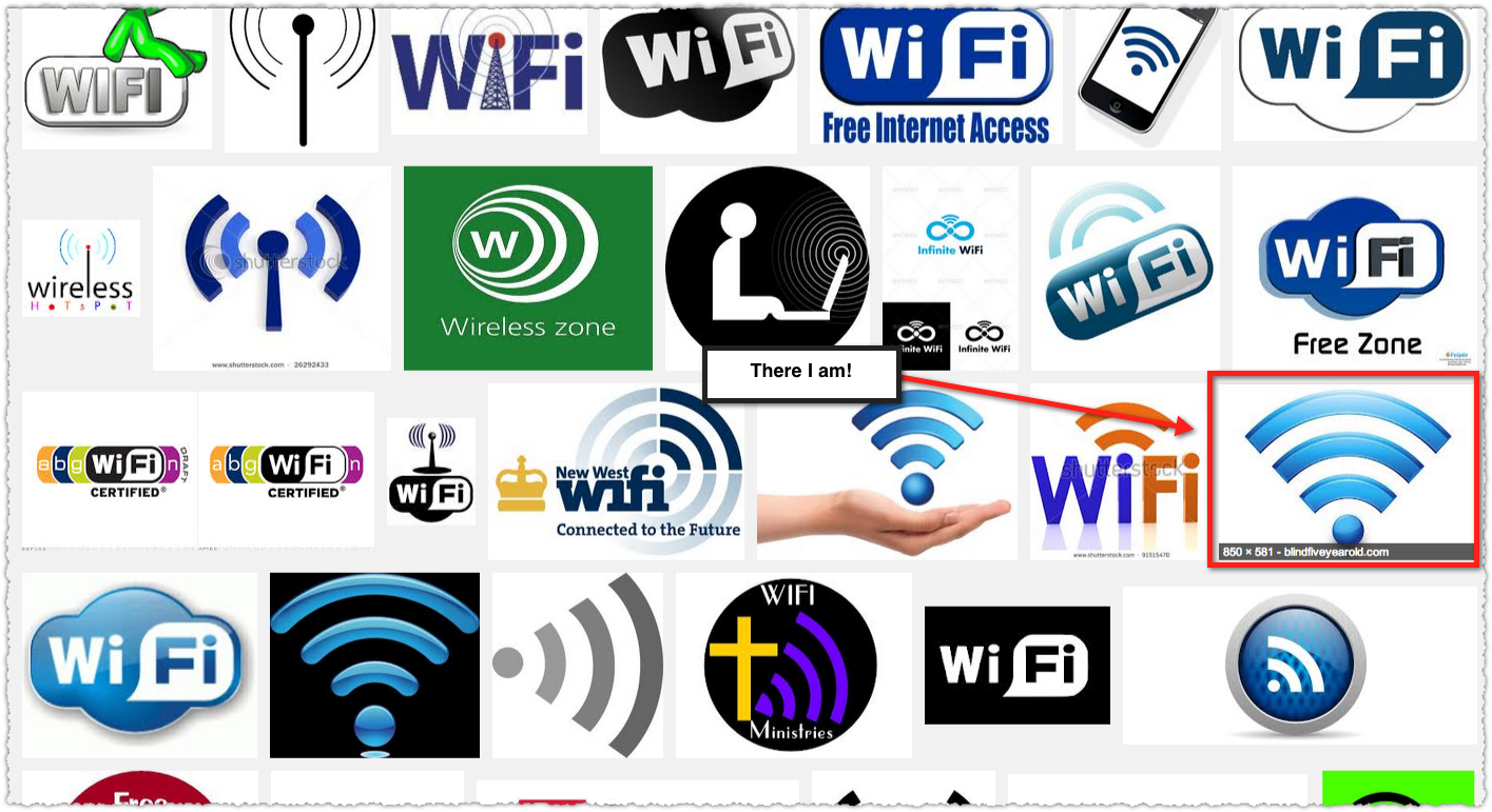 Google Images Search Results for Wifi Logo