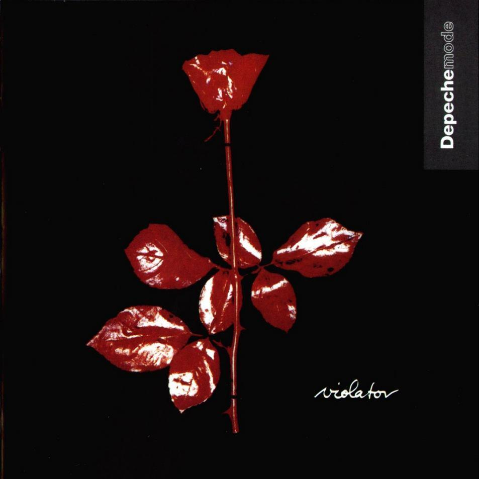 Violator Depeche Mode Album Cover