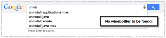 Normal Autocomplete Suggestions
