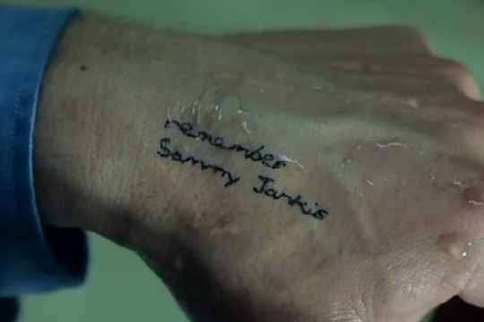 Memento Tattoo
