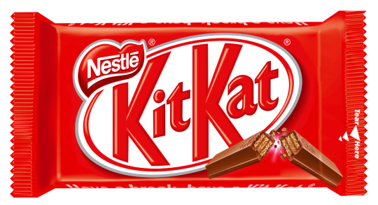 Kit Kat Wrapper
